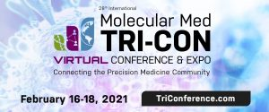 Molecular Med Tri-Con Conference and Expo - February 16 -18 2021